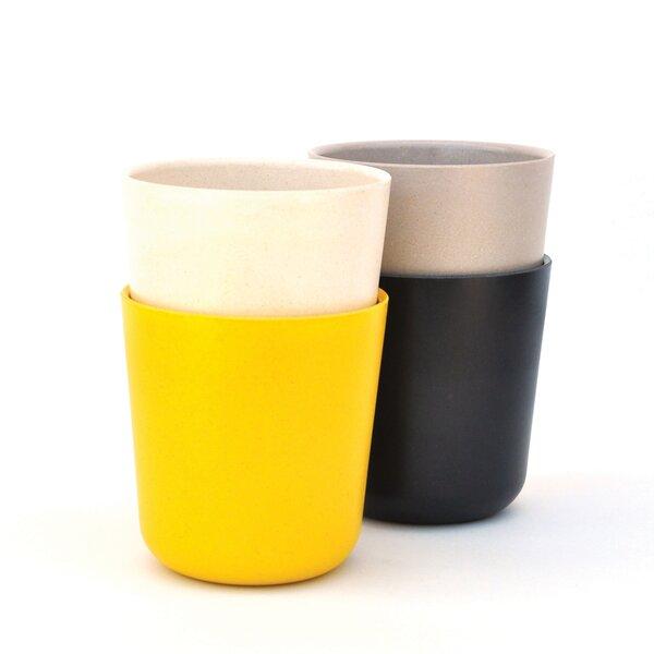 Canton V1 15 oz. Drinkware Set (Set of 4) by Langley Street