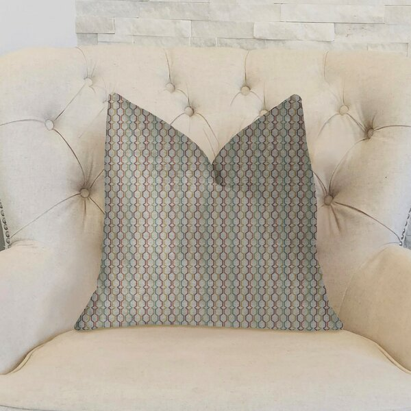 Dishon Luxury Throw Pillow by Corrigan Studio
