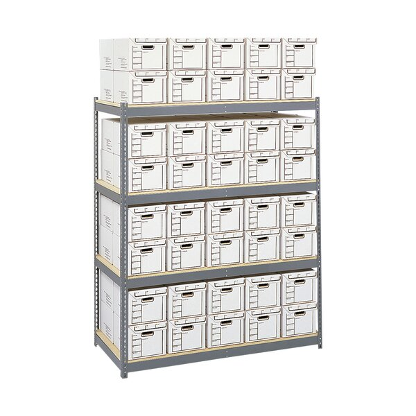 Archival Shelving Unit by Safco Products Company