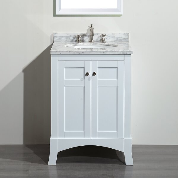 Piccirillo 24 Single Bathroom Vanity Set by Brayden Studio
