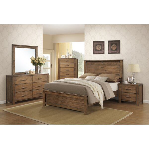 Cayuse Panel Configurable Bedroom Set by Loon Peak