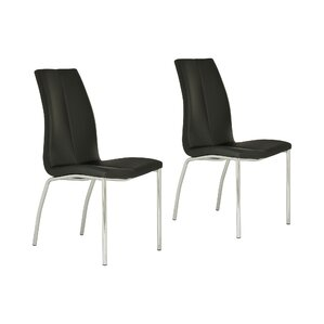 wilfred upholstered dining chair set of 2