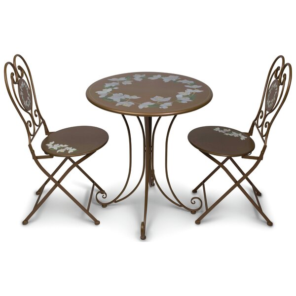 Jair 2 Piece Bistro Set By August Grove by August Grove New