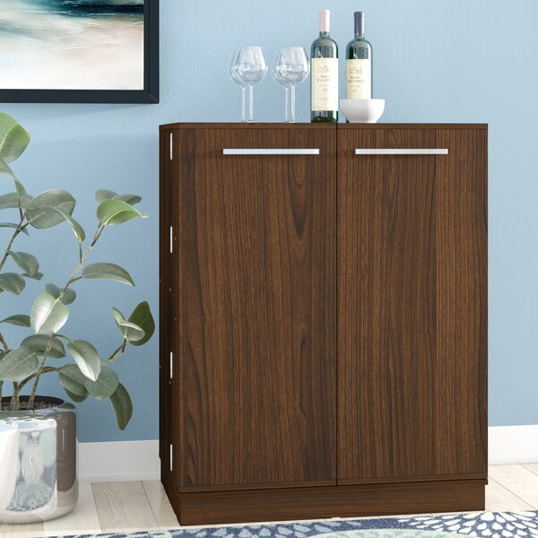 Hearne Expandable Bar Cabinet by Ebern Designs Ebern Designs