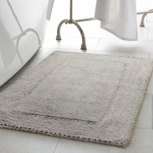 Check Prices Ruffle Cotton Bath Rug ByLaura Ashley