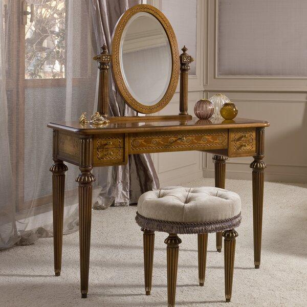 Elite Vanity with Mirror