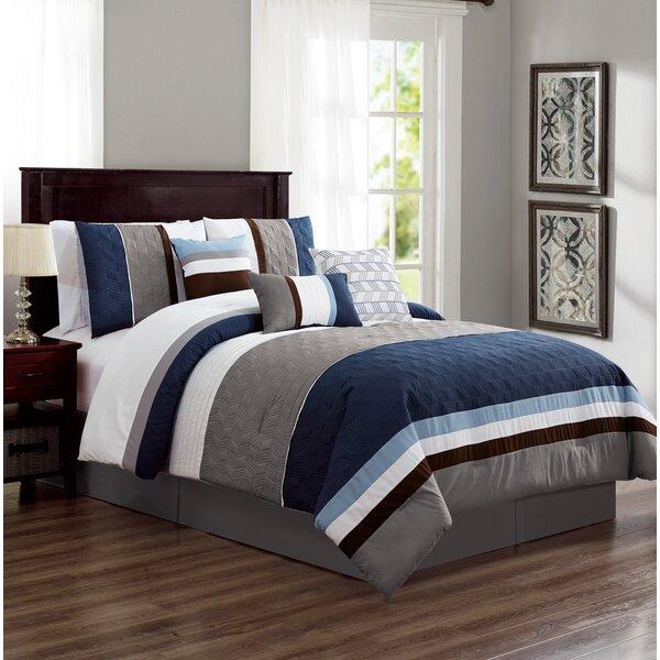 Laverriere Luxury Comforter Set By Red Barrel Studio.