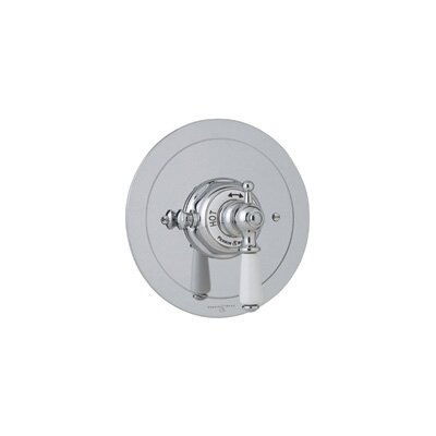 Concealed Thermostatic Shower Faucet Trim Only by Rohl