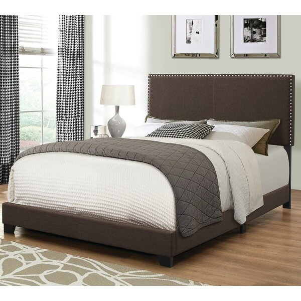 Amesbury Upholstered Standard Bed by Zipcode Design