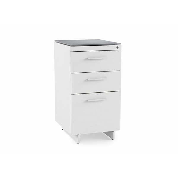 Centro 3-Drawer File Cabinet by BDI