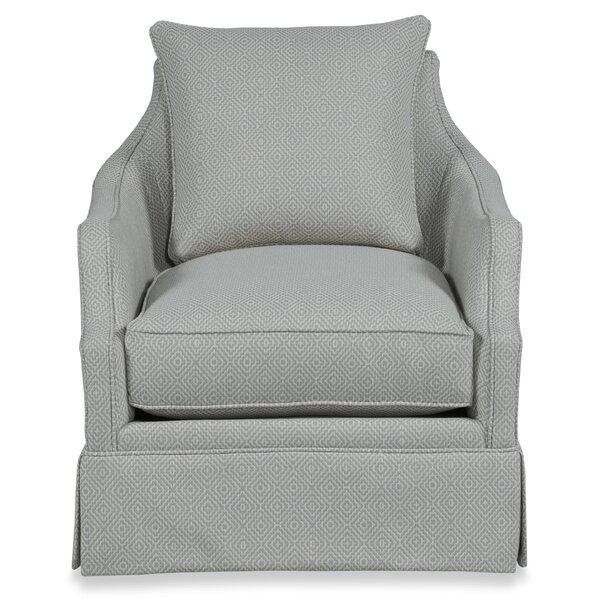 Walters Swivel Armchair by Fairfield Chair