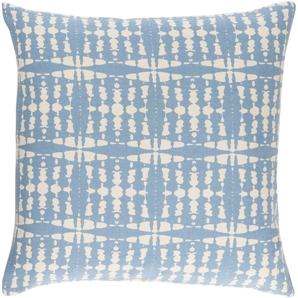 Ridgewood Cotton Throw Pillow by Alexander Wyly