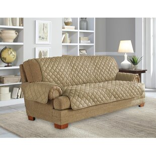 Serta Ultimate Waterproof Box Cushion Sofa Slipcover