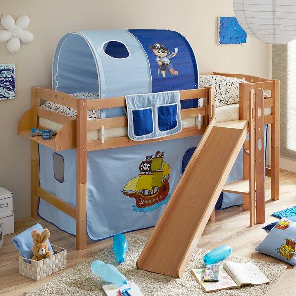 ticaa hochbett fino mit stauraum bewertungen. Black Bedroom Furniture Sets. Home Design Ideas