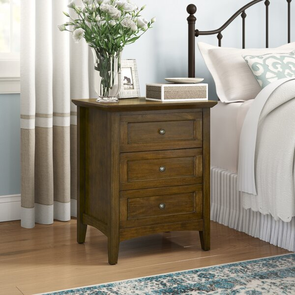 Callington 3 Drawer Nightstand by Birch Lane™ Heritage