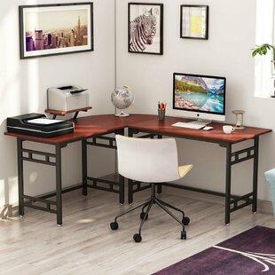 Cogswell L-Shape Computer Desk