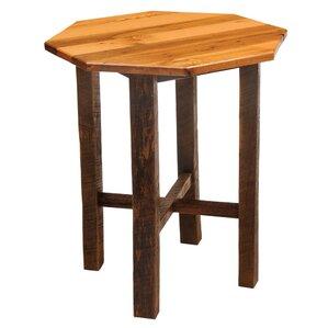 Reclaimed Barnwood Pub Table