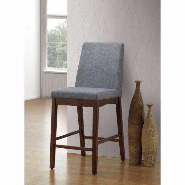 Hewson Midcentury Upholstered Dining Chair (Set of 2) by Brayden Studio