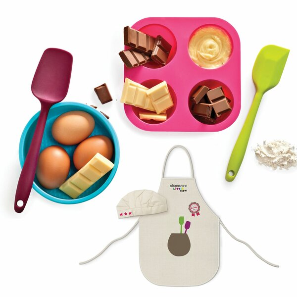 4 Cup 6 Piece Baking Starter Utensil Set by Innoka