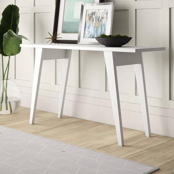 Mercury Row White Console Tables