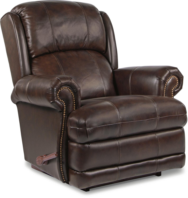 La Z Boy Kirkwood Leather Recliner