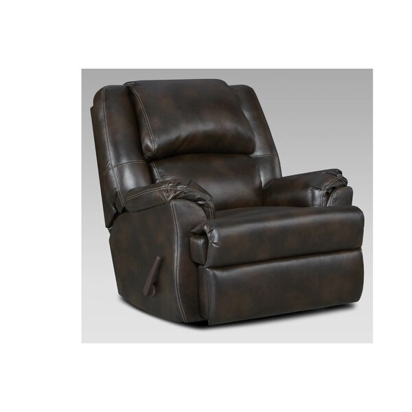 Wersley Chaise Manual Rocker Recliner