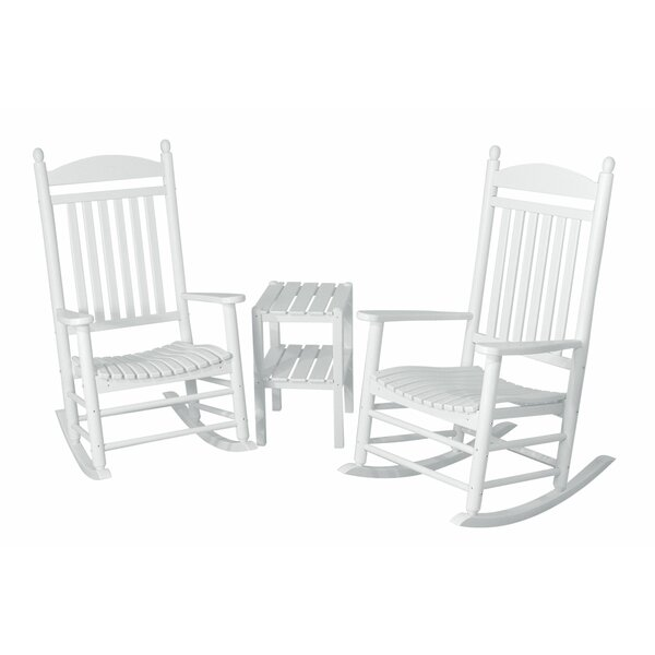 Jefferson 3 Piece Seating Group by POLYWOOD POLYWOOD®