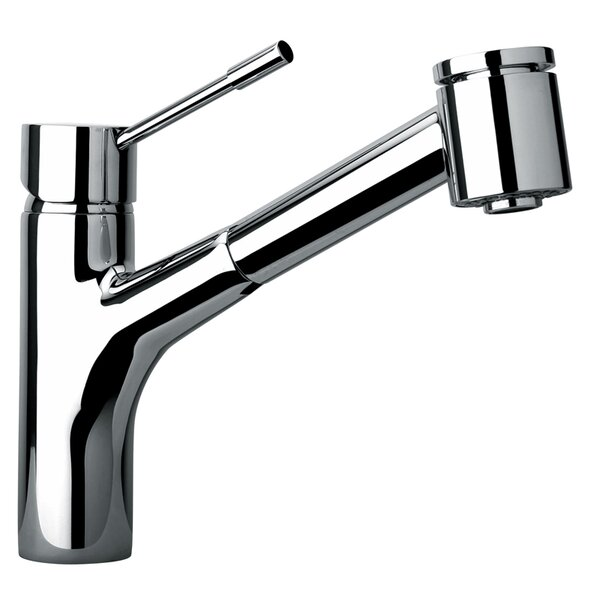 J25 Kitchen Series Single Handle Kitchen Faucet by Jewel Faucets