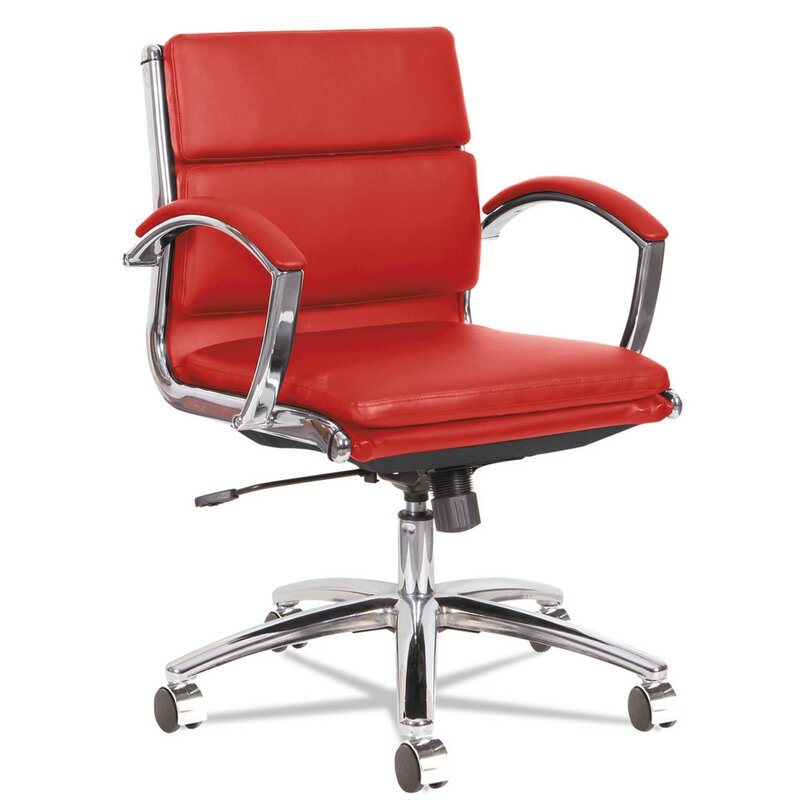 Thistletown High Back Slim Profile Office Chair By
