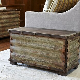 Carbondale Corrugated Coffee Table Trunk Trent Austin Design