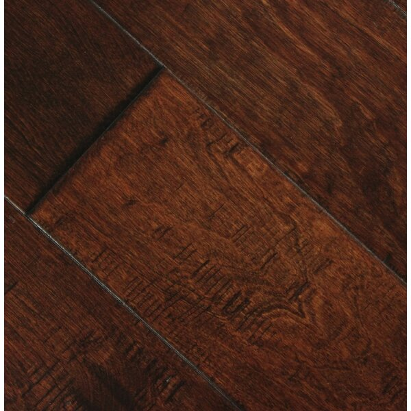 Pioneer 5 Engineered Birch Hardwood Flooring in Dakota by Forest Valley Flooring