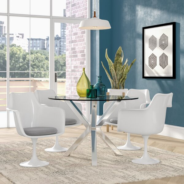 Julien Contemporary Dining Armchair (Set Of 4) By Langley Street™