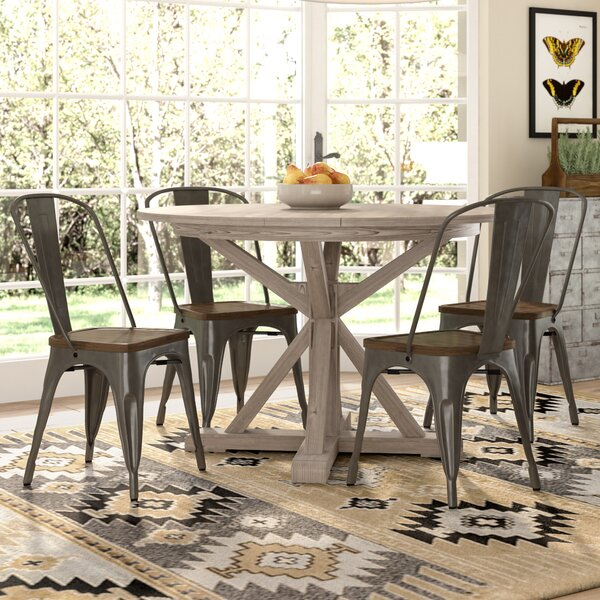 Isaac Side Chair (Set of 4) by Laurel Foundry Modern Farmhouse