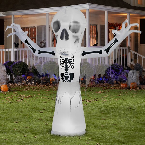 Short Circuit Thunder Bare Bones Inflatable by The Holiday Aisle