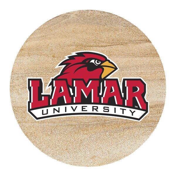 Lamar University Collegiate Coaster (Set of 4) by Thirstystone