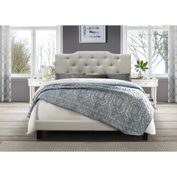 Kurt Upholstered Standard Bed By Charlton Home by Charlton Home Discount
