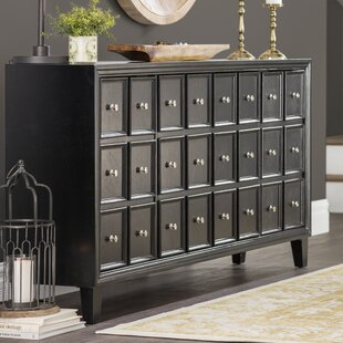 Totten 4 Door Accent Chest