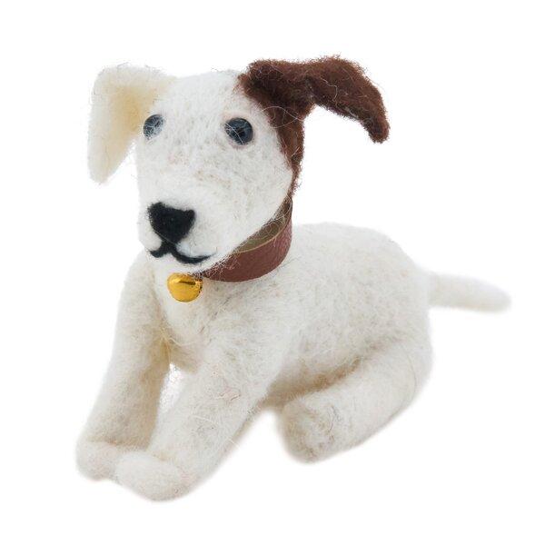 Majors Handmade Dog Figurine (Set of 4) by Winston Porter