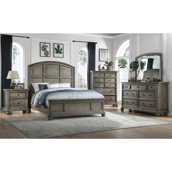 Kiran Standard Configurable Bedroom Set by SunCityElegantLiving