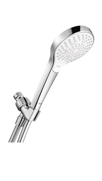 Croma Select 3-Jet Shower Faucet Trim Set with Select by Hansgrohe