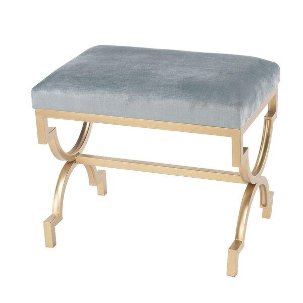 Farina Vanity Bench by Willa Arlo Interiors