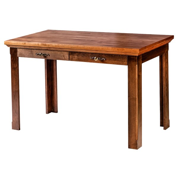 Melendez 72 W Drawer Writing Desk by Loon Peak