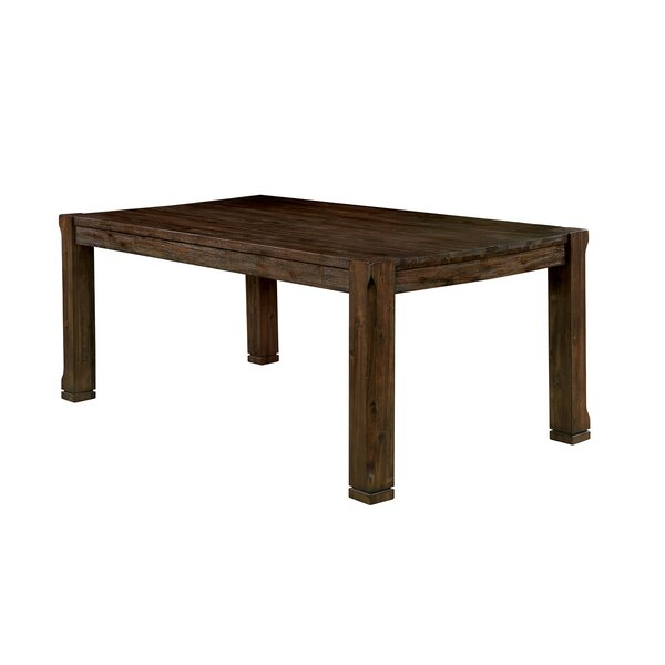 Lockman Dining Table by Millwood Pines