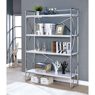 Maleah Etagere Bookcase