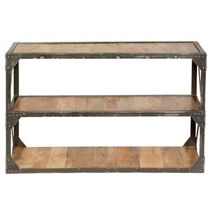 Beaumont Console Table by Bois et Cuir