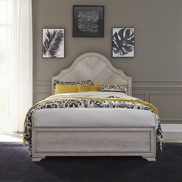 AlmedaCheatham Standard Bed by Ophelia & Co.