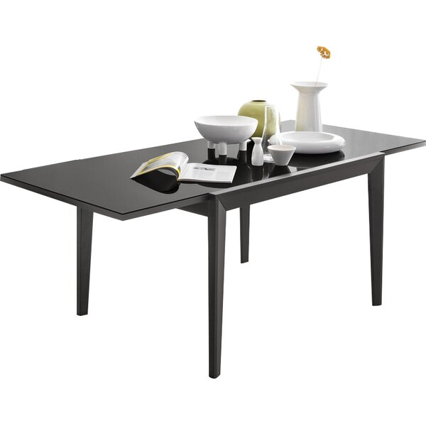 Iain Extendable Dining Table by Ebern Designs