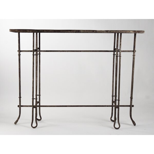 Review Nathaniel Console Table