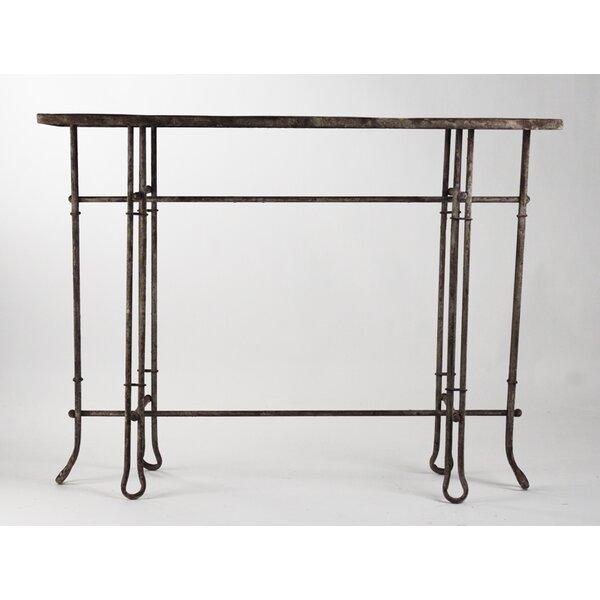 Zentique Brown Console Tables