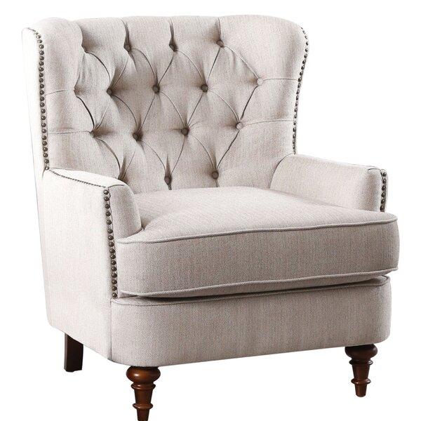 Gallagher 33-inch Club Chair by Rosalind Wheeler Rosalind Wheeler